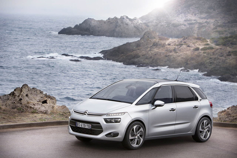 Citroën C4 Picasso Seduction 2014