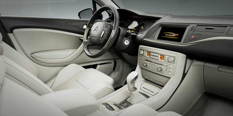 Foto Interiores Citroen C5 Familiar 2009