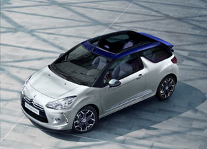 Foto Delantera Citroen Ds3 Descapotable 2012
