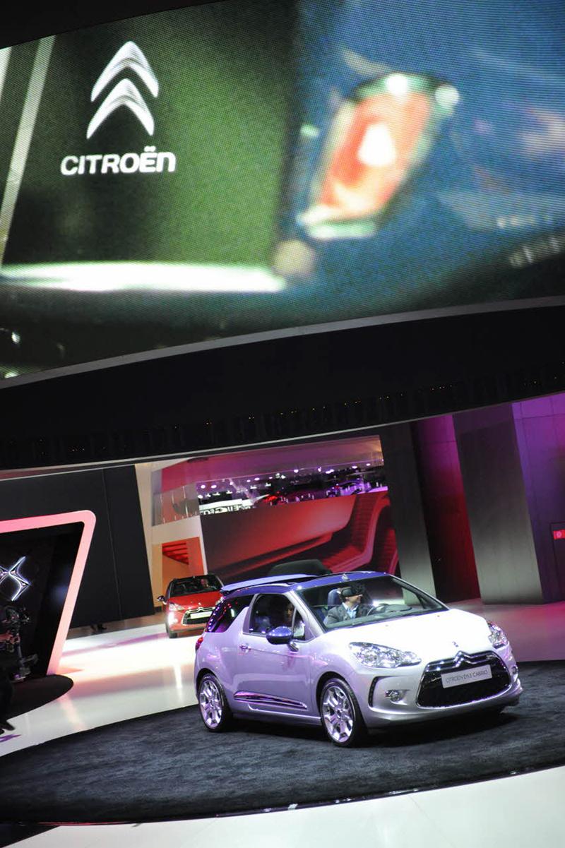 Foto Exteriores Citroen Ds3 Descapotable 2012