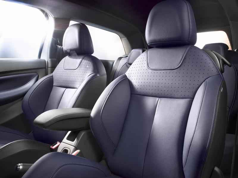 Foto Interiores Citroen Ds3 Descapotable 2012