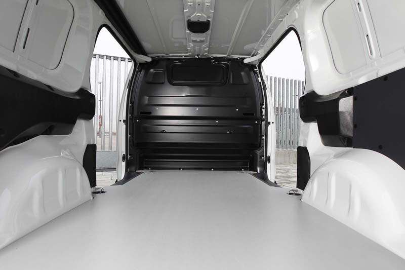 Citroën ë-Jumpy, foto compartimento de carga