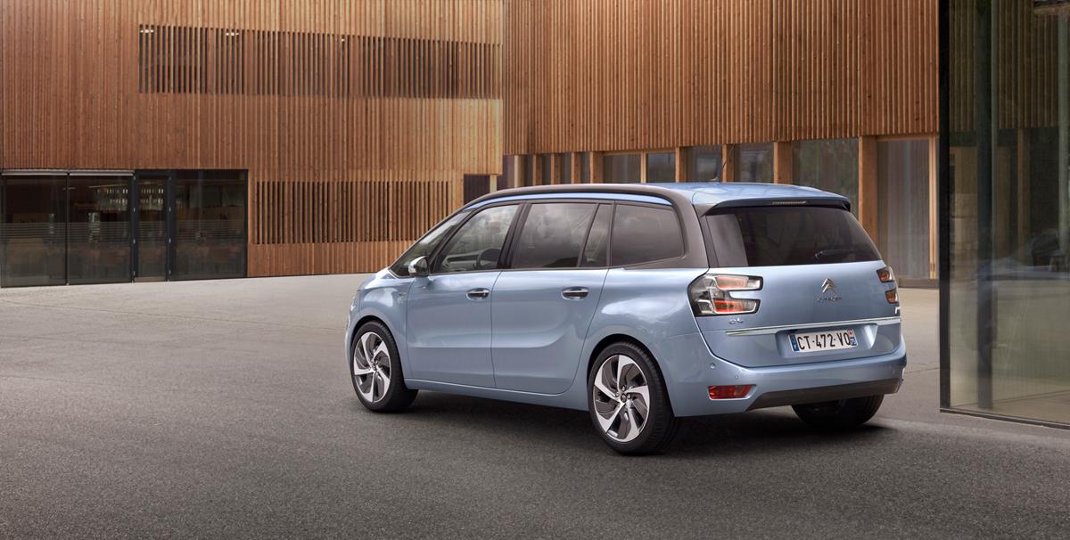 Citroën Grand C4 Picasso 2013