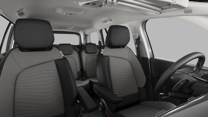 Foto Interiores Citroen Grand-c4-spacetourer-c-series Monovolumen 2020