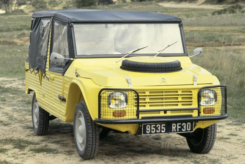 Citroën Méhari 45 aniversario
