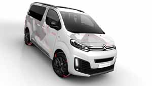citroen spacetourer-4x4-E 2017