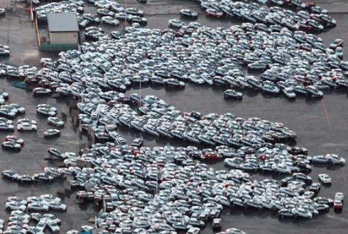 El terremoto interrumpe la producción japonesa
