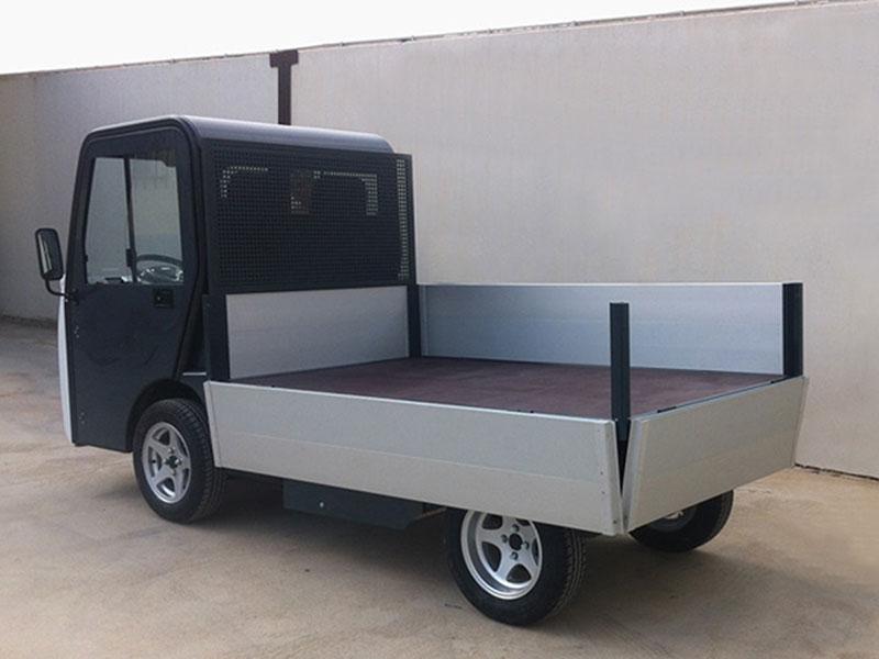Foto Exteriores Comarth T Truck Comercial 2014
