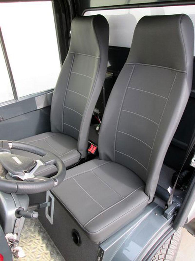 Foto Interiores Comarth T Truck Comercial 2014