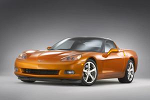 Foto corvette c6 2008