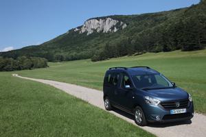 Foto Exteriores (1) Dacia Dokker Comercial 2013