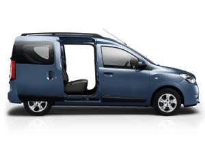Foto Exteriores (2) Dacia Dokker Comercial 2013
