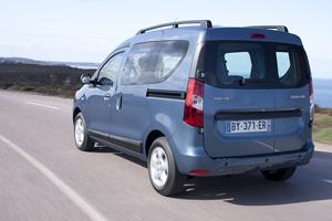 Foto Exteriores (3) Dacia Dokker Comercial 2013