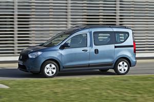 Foto Exteriores (4) Dacia Dokker Comercial 2013