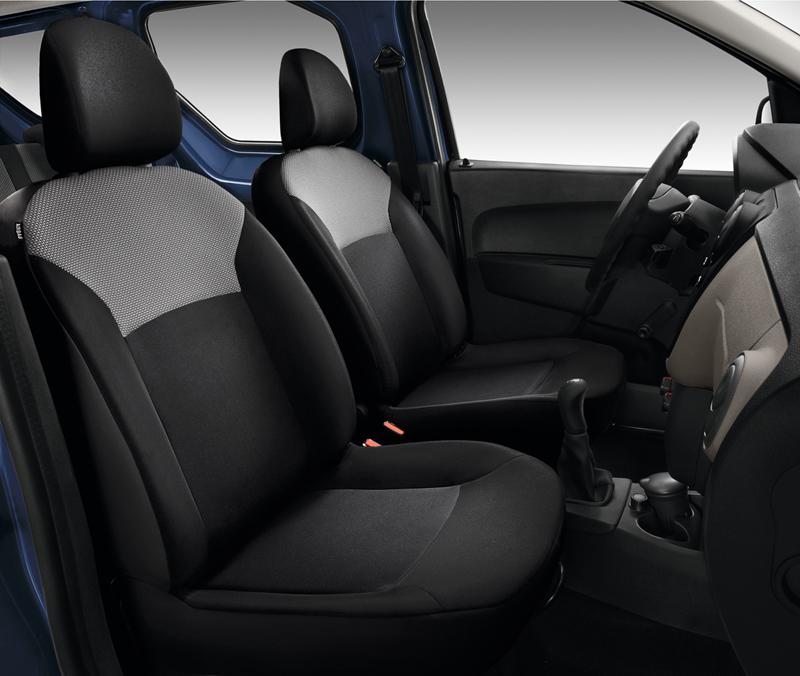 Foto Interiores Dacia Dokker Comercial 2013