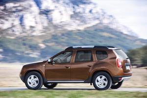 Dacia Duster por 11900 euros