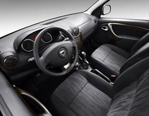 Dacia Duster (análisis de interiores)