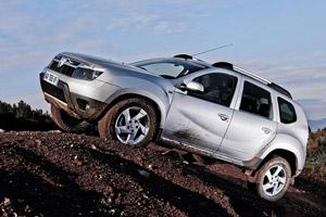 Foto Exteriores (2) Dacia Duster Suv Todocamino 2011