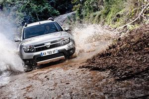 Foto Exteriores (3) Dacia Duster Suv Todocamino 2011