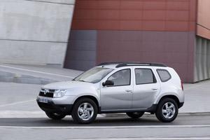 Foto Exteriores (5) Dacia Duster Suv Todocamino 2011