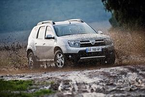 Dacia Duster (prueba dinámica)