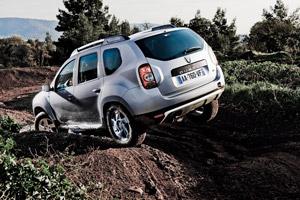 Foto Exteriores (7) Dacia Duster Suv Todocamino 2011