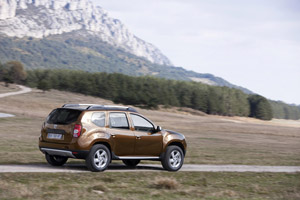 Foto Exteriores (8) Dacia Duster Suv Todocamino 2011