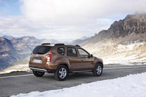 Foto Exteriores (9) Dacia Duster Suv Todocamino 2011