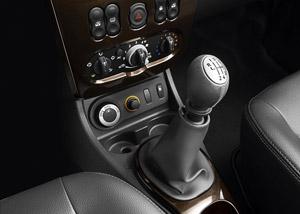 Foto Interiores Dacia Duster Suv Todocamino 2011