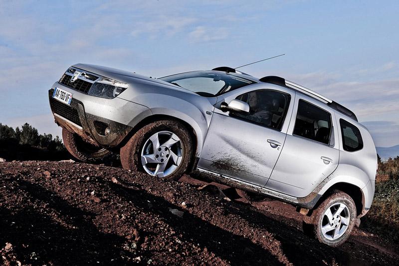 Foto Exteriores Dacia Duster Suv Todocamino 2011