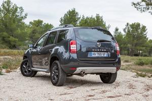 Foto Exteriores (6) Dacia Duster Suv Todocamino 2013