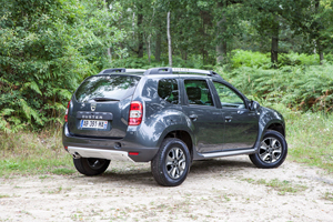Foto Exteriores (8) Dacia Duster Suv Todocamino 2013