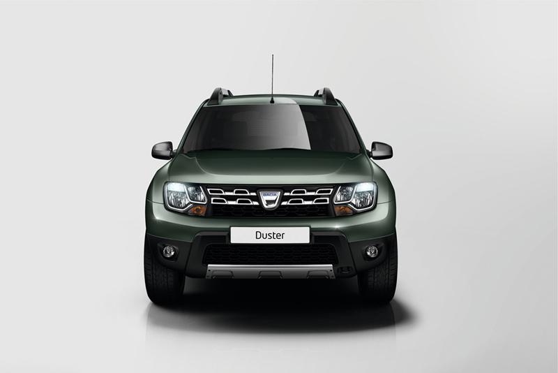 Foto Delantera Dacia Duster Suv Todocamino 2013