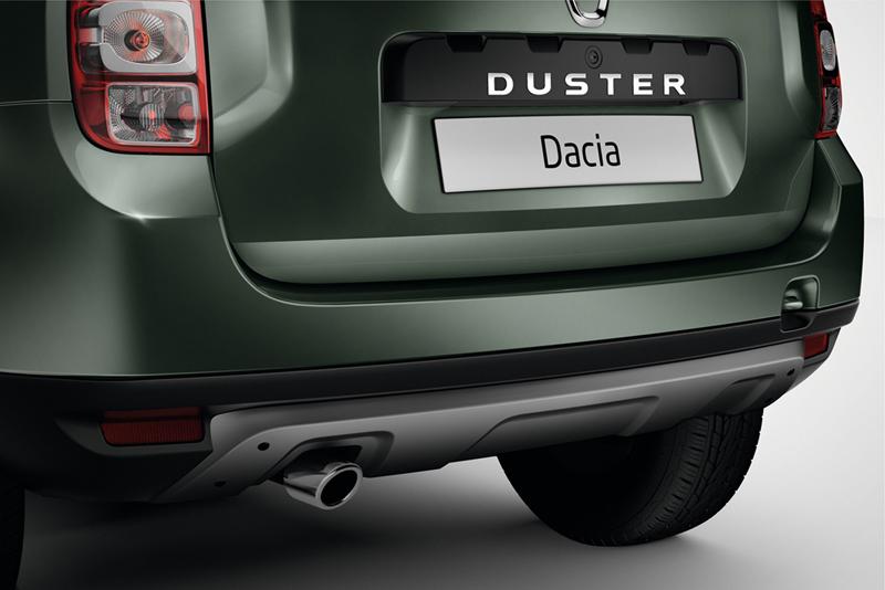Foto Detalles Dacia Duster Suv Todocamino 2013