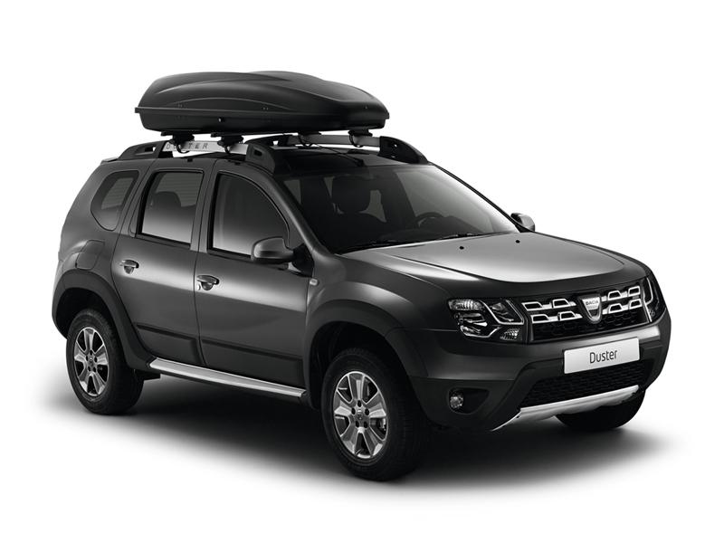 Foto Exteriores (1) Dacia Duster Suv Todocamino 2013