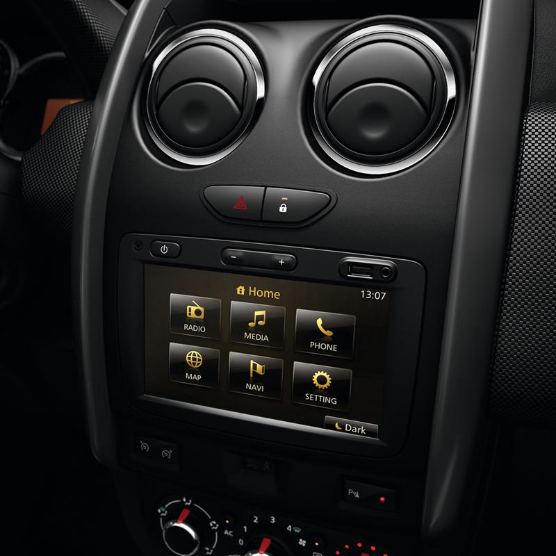 Foto Interiores Dacia Duster Suv Todocamino 2013