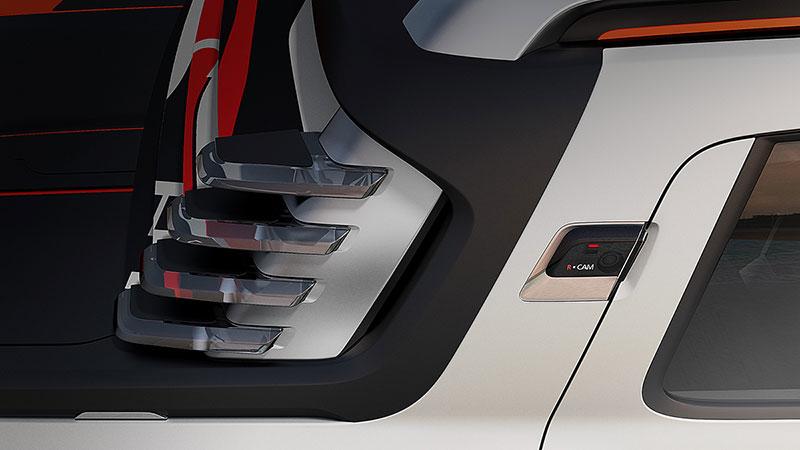 Foto Detalles Dacia Duster-oroch Concept 2014