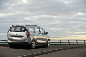 Foto Exteriores (4) Dacia Lodgy Monovolumen 2012