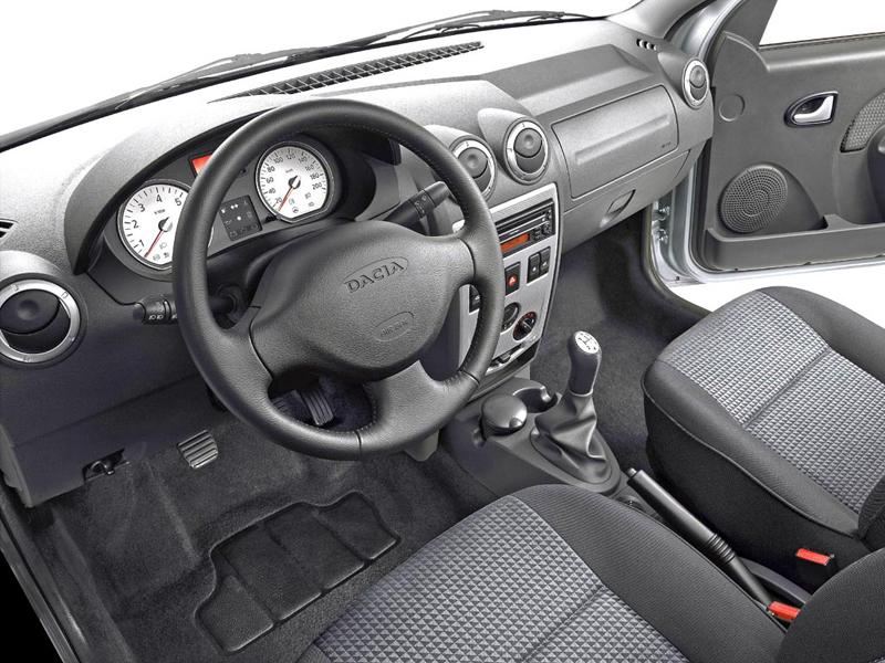 Foto Salpicadero Dacia Logan Sedan 2006
