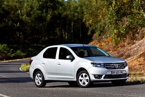 Foto Perfil Dacia Logan Sedan 2012