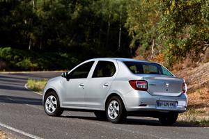 Foto Trasera Dacia Logan Sedan 2012