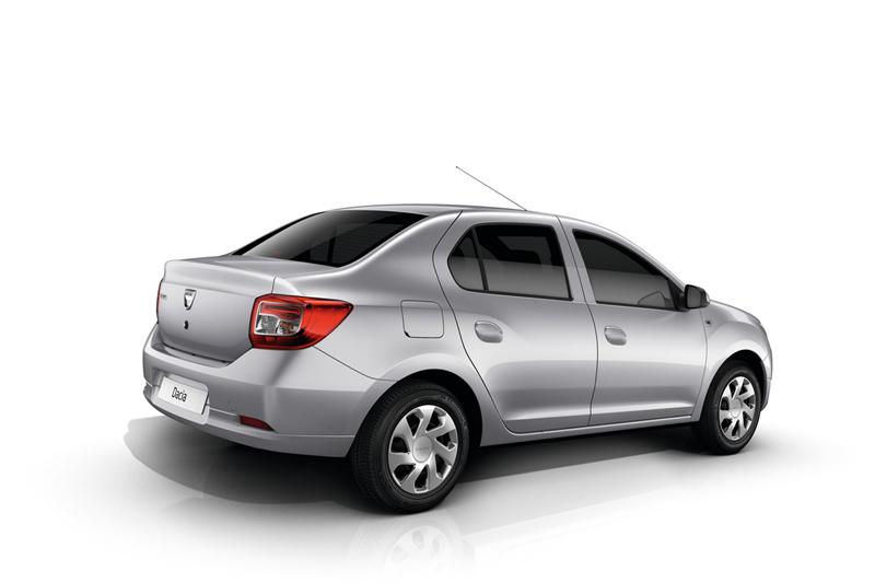 Foto Exteriores (1) Dacia Logan Sedan 2012
