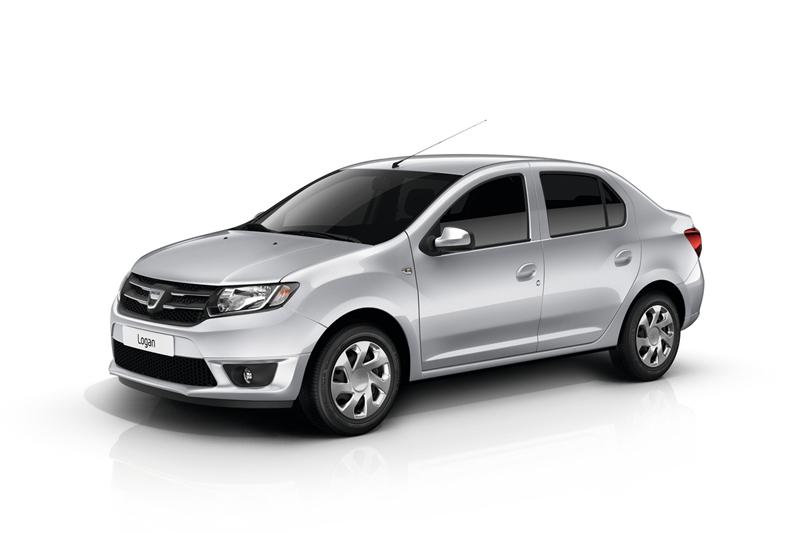 Foto Exteriores Dacia Logan Sedan 2012