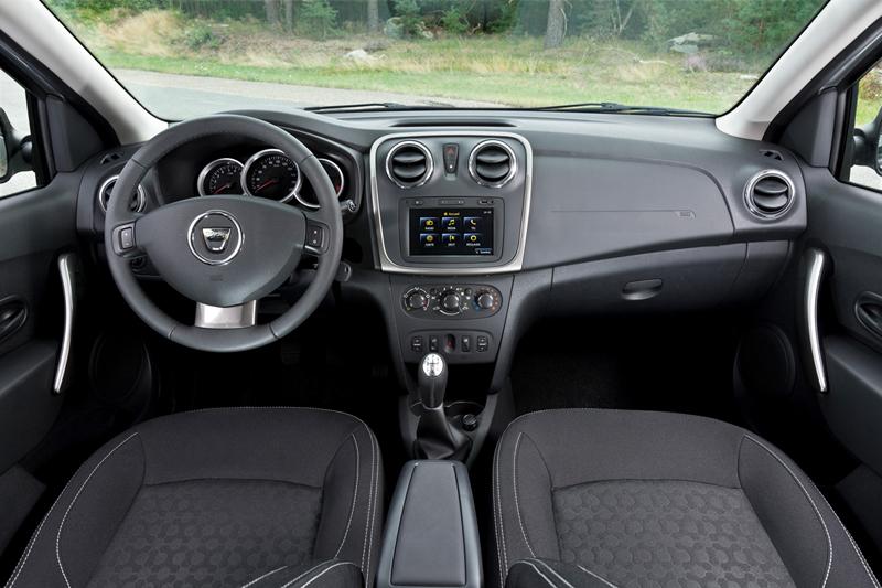 Foto Salpicadero Dacia Logan Sedan 2012