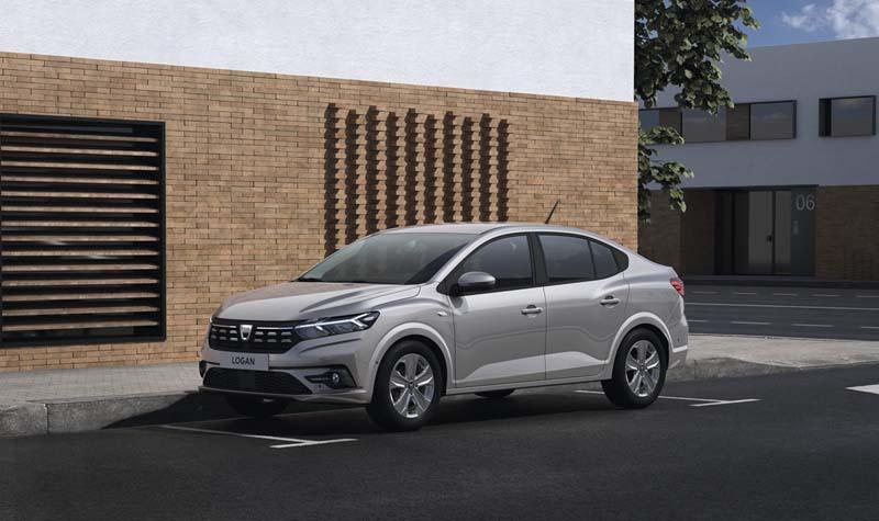 Foto Delantera Dacia Logan Sedan 2020