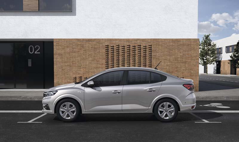 Foto Exteriores Dacia Logan Sedan 2020