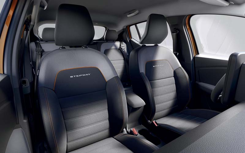 Foto Interiores Dacia Logan Sedan 2020