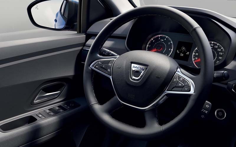 Foto Interiores Dacia Logan Sedan 2020