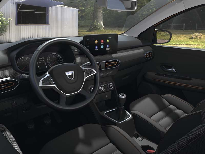 Foto Salpicadero Dacia Logan Sedan 2020
