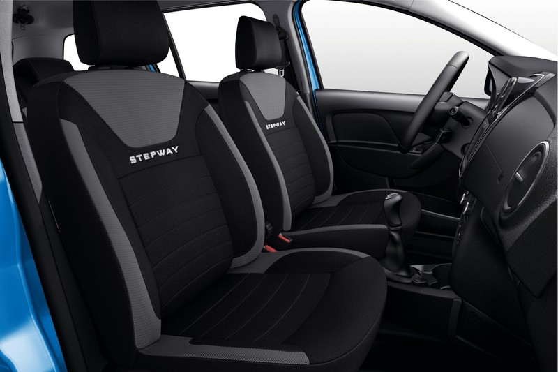 Foto Interiores 1 Dacia Logan Suv Todocamino 2017